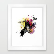 Mingadigm | Hopeful Framed Art Print