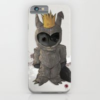 iPhone & iPod Case featuring Wild one by Adam Dunt