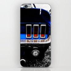 Pony Tail iPhone & iPod Skin
