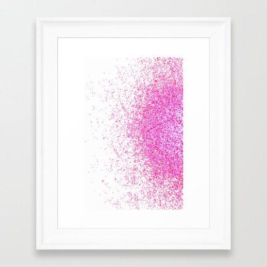 sweet delight Framed Art Print
