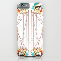 iPhone & iPod Case featuring Strings by Oh-Harvey