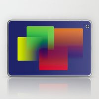 Color Blocks Laptop & iPad Skin