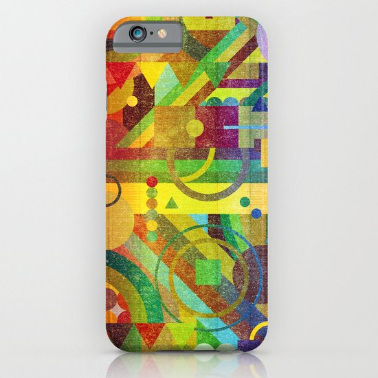 Future Patterns. iPhone & iPod Case