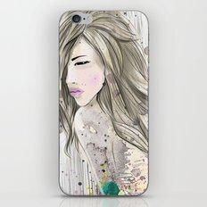 women_colors iPhone & iPod Skin