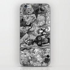 NONSENSE ILLUSTRATION III iPhone & iPod Skin