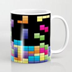Tetris Troubles. Mug