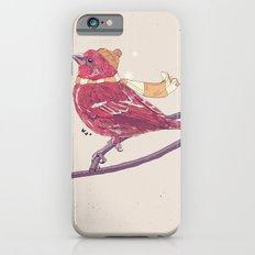 Winter Finch iPhone 6 Slim Case