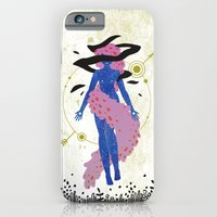 iPhone Cases featuring Celestial Enchantress by LordofMasks