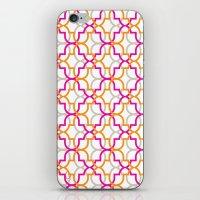 Moroccan Trellis Overlap… iPhone & iPod Skin