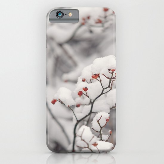 Red Winter iPhone & iPod Case