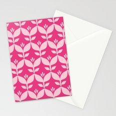 Bright retro 6 Stationery Cards