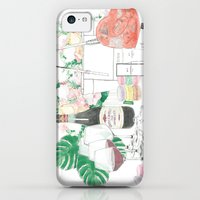 iPhone 5c Cases featuring Summer Nights by Ivana Citakovic