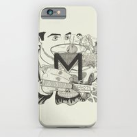 M is for Martini iPhone 6 Slim Case