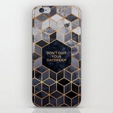 Don't quit your daydream iPhone & iPod Skin