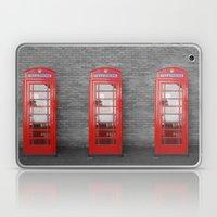 Phone Box Fun Laptop & iPad Skin