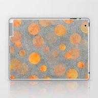 Laptop & iPad Skin featuring Fany Dots by LebensART