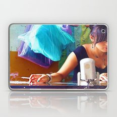 Pretty Girl, Ugly Habit Laptop & iPad Skin