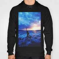 Sunset Swimmer Hoody