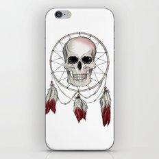 Skullcatcher iPhone & iPod Skin