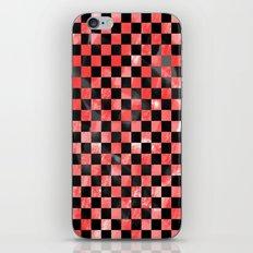 Black & Red iPhone & iPod Skin
