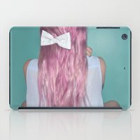 Nebula Girl iPad Case
