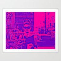 Style Icon Art Print
