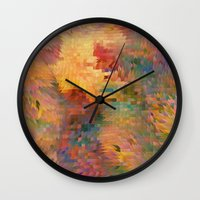Claude Wall Clock
