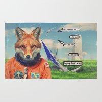 Starfox - F*CK YOU PEPPY… Rug