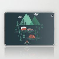 Pitch a Tent Laptop & iPad Skin