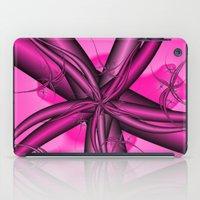 Pink Starfish iPad Case