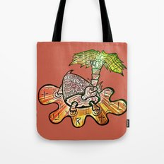 Turtle Style Tote Bag
