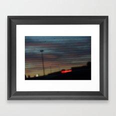 Regina, Saskatchewan Framed Art Print