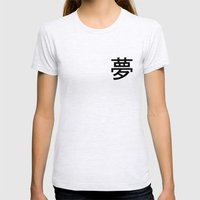 Terry Henson Womens Fitted Tee Ash Grey SMALL
