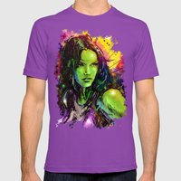 She-Hulk Mens Fitted Tee Ultraviolet SMALL
