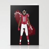 Dirty Bird - Julio Jones Stationery Cards