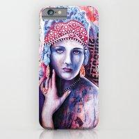 Reine De Glace iPhone 6 Slim Case