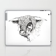 Hairy Cow Laptop & iPad Skin