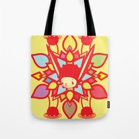 LOTUS HOLIC Tote Bag