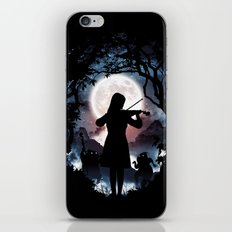 Moondance  iPhone & iPod Skin