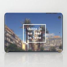 No Fear iPad Case