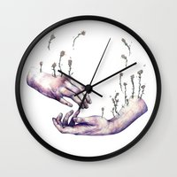 I Hope One Day You Find … Wall Clock