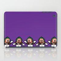 Pixelly Wonka iPad Case