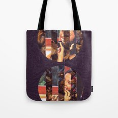 Circular comunicación Tote Bag