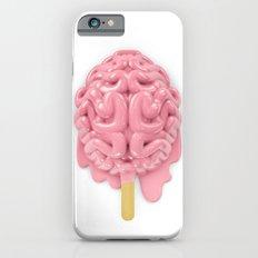 Popsicle brain melting iPhone 6 Slim Case