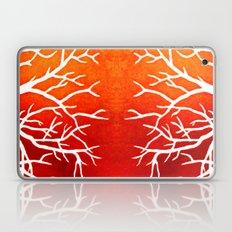 BLAZING TREES Laptop & iPad Skin