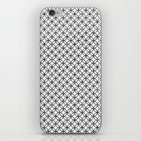 Liz II iPhone & iPod Skin