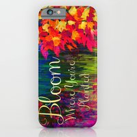 BLOOM WHERE YOU'RE PLANT… iPhone 6 Slim Case