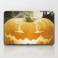 Pumpkin I. iPad Case
