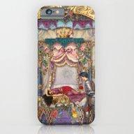 iPhone & iPod Case featuring Sleeping Beauty by Aimee Stewart