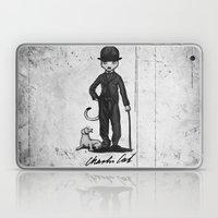 Charlie Cat Laptop & iPad Skin